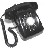 NTT 601-A2 黒電話