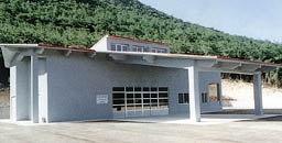 伊平屋村火葬場