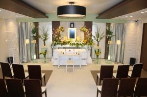 上村葬祭 家族葬ホール ふくしの森